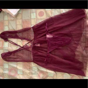 Victoria's secret lingerie set